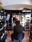 Come Dine With Me filming at The Whalley Wine Shop