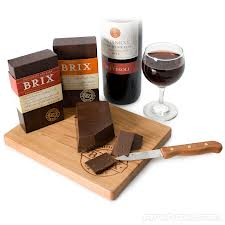 Brix Chocolate, the perfect chocolate to enjoy with wine!
