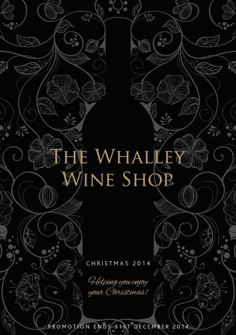 Whalley Wine Shop Christmas 2014 brochure-1