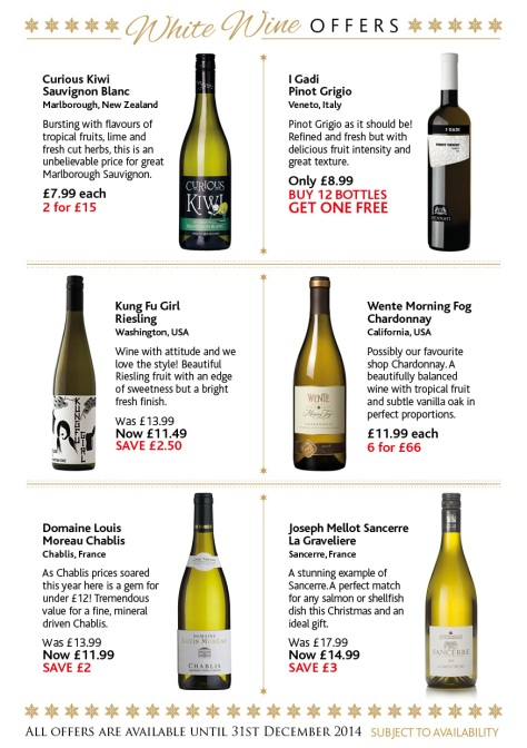 Whalley Wine Shop Christmas 2014 brochure-4
