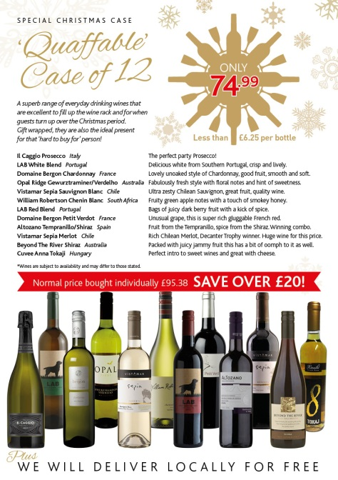 Whalley Wine Shop Christmas 2014 brochure-8
