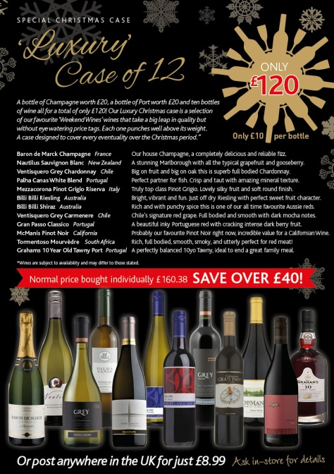 Whalley Wine Shop Christmas 2014 brochure-9