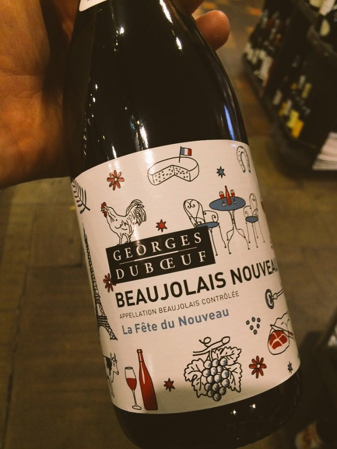 2015 Beaujolais predicted to be one of the all time greats!