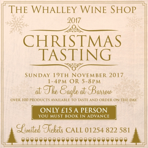 Whalley-Wine-Sho-Christmas-Tasting